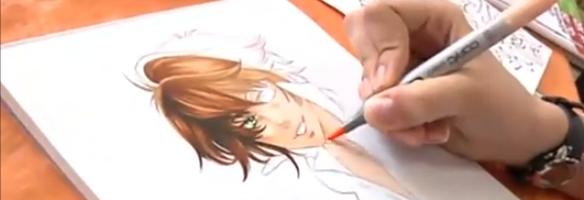 Manga-Copic-colorieren