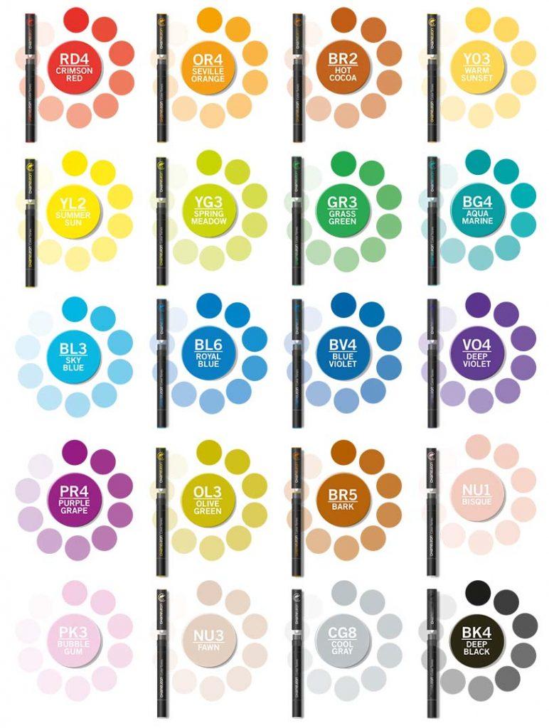 chameleon-pens-farben