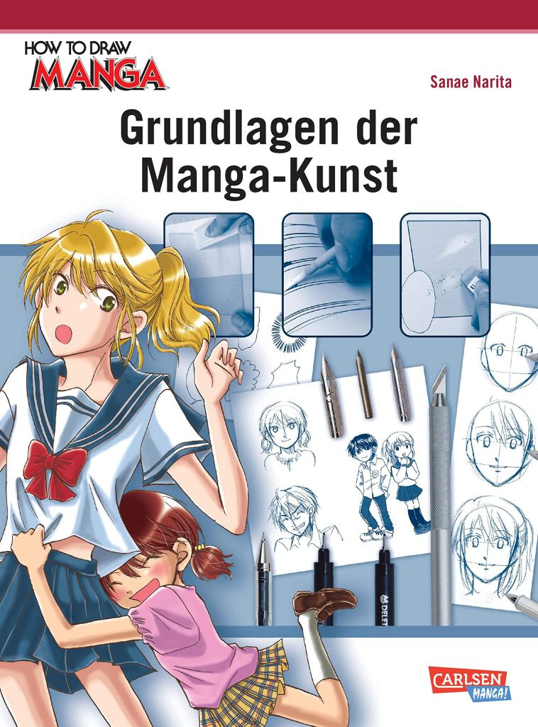 How to draw Manga - Grundlagen der Manga Kunst