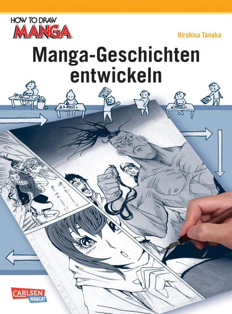 How to draw Manga - Manga Geschichten entwickeln