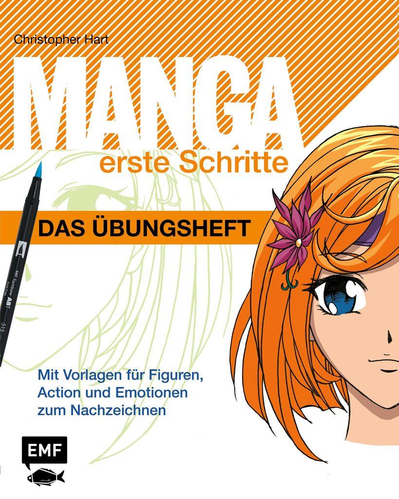 Manga erste Schritte Das Übungsheft