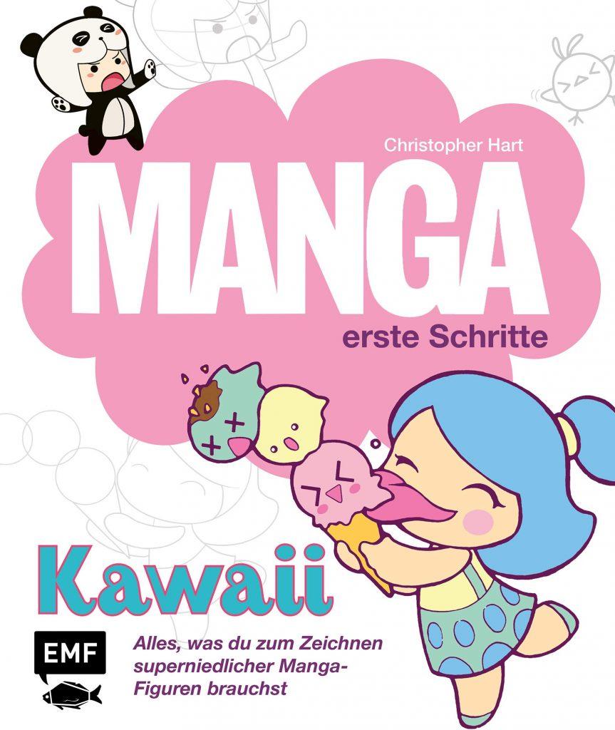 Manga erste Schritte Kawaii