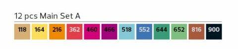 Stylefile Marker 12er Set Main A farben e1607455408311